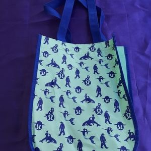 Lululemon SeaWheeze 2013 Unique Mermaid Tote Bag